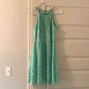Dresses & Skirts - Mint dress